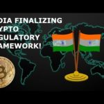 BITCOIN NEWS INDIA FINALIZING CRYPTO REGULATORY FRAMEWORK!