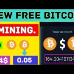 New Free Bitcoin Cloud Mining Site 2019 | No Investment | By Vds Power | 99Studio