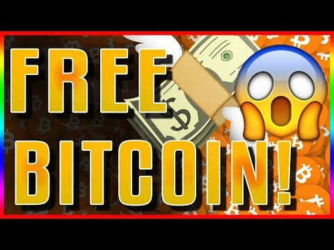 How to get FREE BITCOIN without mining equipment 2016 ✔✔