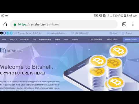 Bitshell.io Review: is bitshell.io SCAM or legit? Earn Nothing From It - Bishell HYIP scam exposed