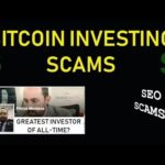 Messing with some Bitcoin Scammers (and What Happened to all the Digital Marketing Scams?)