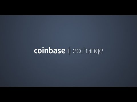Coinbase Exchange: Deposit USD and Buy Bitcoin