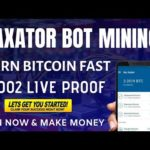 Laxator Telegram Bot Review Top & High Bitcoin Mining Bot Earn Free Bitcoin With Telegram Bot 2019
