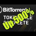 BTT UP 500% Since ICO – Will It Continue? [Bitcoin and Cryptocurrency News]
