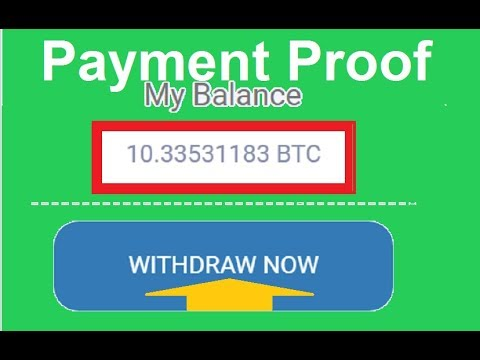New Free Bitcoin Cloud MINING site 2019 | Payment Proof