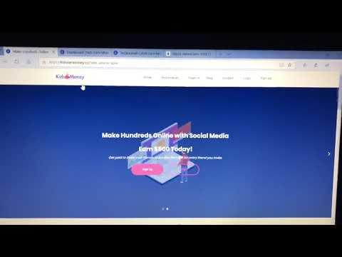 kidsearnmoney.co | kidsearnmoney.co/share/mariie | make money online