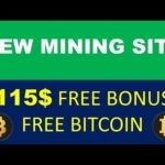New Free Bitcoin Cloud Mining Site 2019 | 115$ Free Bonus | Free Usd