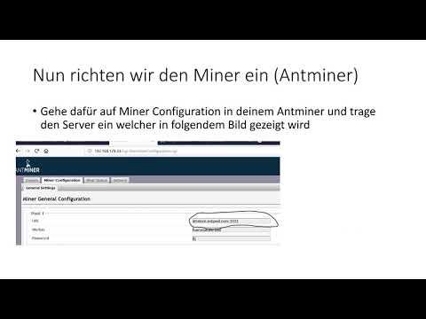 Bitcoin mining einfach erklärt