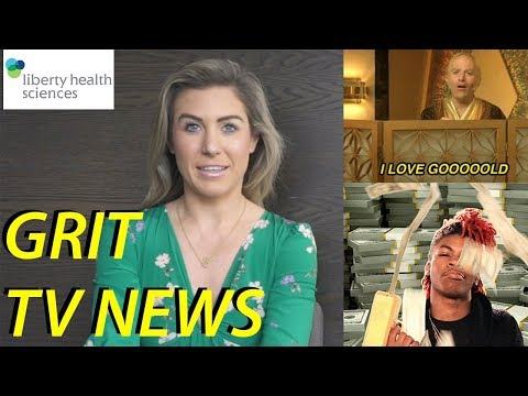 GritTV News Feb 7th 2019: Khiron (KHRN-V) Colombian Cannabis, Quadrigga Bitcoin Lost & Gold Ripping!