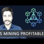 Is Bitcoin Mining Profitable? - Simply Explained for Beginners in Blockchain and Cryptocurrency