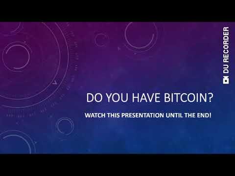 Do You Have Bitcoin? Bitcoin News!