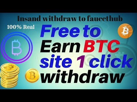 How to Earn Bitcoin miner Robot in One click get 10000000000.Bitcoin 2017