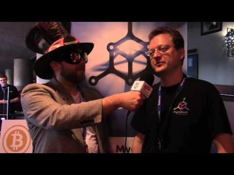 MadBitcoins interviews Dimitri from Mycellium #BitcoinMiami 2015