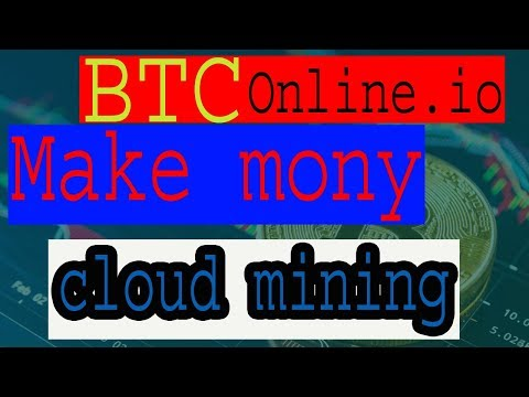 BTConline.io Free bitcoin cloud mining site %100 true site [urdu]  [hindi]