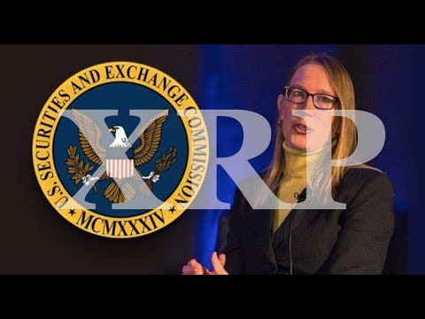 XRP News: SEC Commissioner Hester Peirce Transcript, Galgitron's Race, Bitcoin Supply Increase?