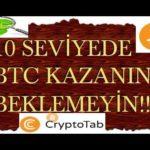 CryptoTab – Free Bitcoin Mining- BTC KAZAN