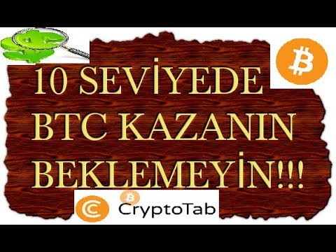 CryptoTab - Free Bitcoin Mining- BTC KAZAN