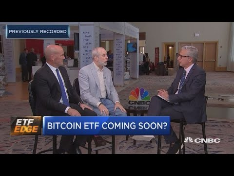 Bitcoin ETF 'virtually certain,' finance expert Ric Edelman says