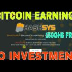 AUTOMATIC BITCOIN MINING 150GHS FREE (NO INVESTMENT) EARN FREE BITCOINS