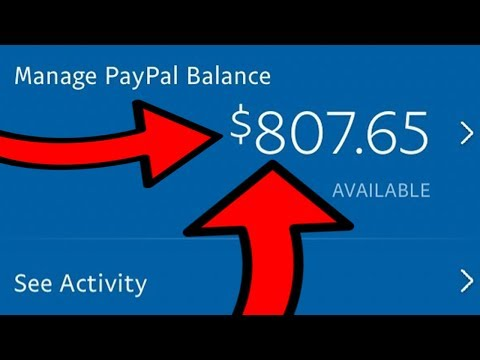 FREE PAYPAL MONEY ! Make EASY Money Online !