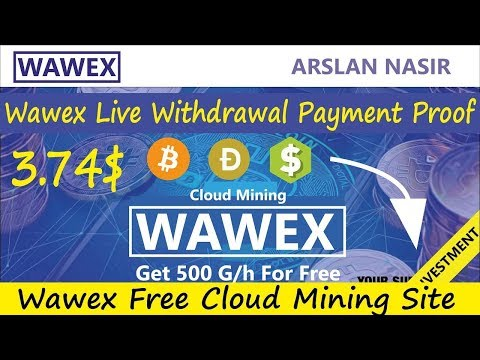Free Bitcoin Cloud Mining Site Legit Or Scam Live Withdrawal Payment Proof 2018 Urdu Hindi