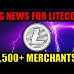 4,500+ Merchants Now Accept Litecoin Lightning Payments! [Bitcoin/Crypto News]