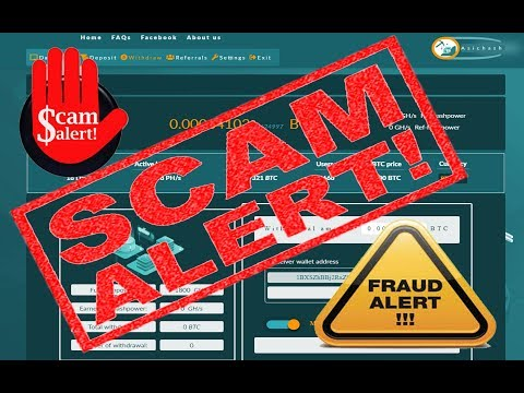Scam Scam 100% Scam AsiChash.Net  Free Bitcoin Mining Site 2019 Scam Alert Live Proof