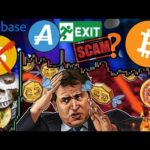 Coinbase Will NOT Trade Bitcoin SV?!? Did Atonomi Exit SCAM?!? Dr. DOOM Trashes JPM Coin 
