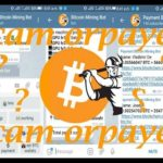 "PEMBUKTIAN BOT TELEGRAM ""Bitcoin Mining Bot"" SCAM OR PAYER"