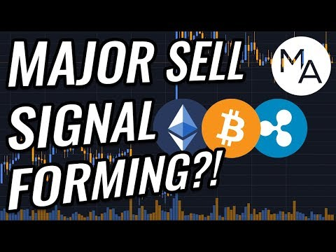 CAUTION: Major Sell Signal In Bitcoin & Crypto Markets!? BTC, ETH, XRP, Cryptocurrency & Stocks News