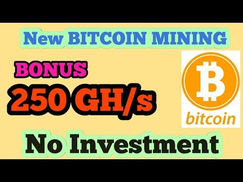 New- MINERSFARM Bitcoin Mining Site || Get Free 250 GH/s For Singup || No Investment.