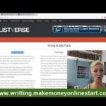 Can You Get Paid To Write Articles Online – Ways to Make Money Online