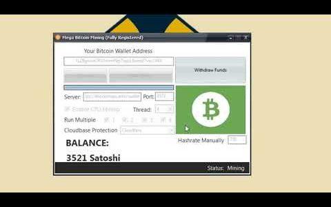 Bitcoin Generator Miner 100 Working NO Scam.mp4