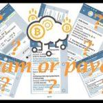 "PEMBUKTIAN BOT TELEGRAM ""Bitcoin Satoshi Mining"" SCAM OR PAYER"