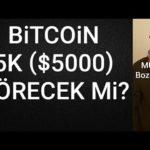 Bitcoin 5k tekrar ne zaman görecek? Bitcoin ve Altcoin Genel analiz. Bitcoin teknik analiz #Bitcoin