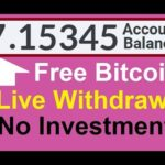 New Free Bitcoin CLOUD MINING SITE 2019 | 100% LEGIT | Live Payment Proof