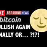 Bitcoin BULLISH AGAIN?! – LIVE Crypto Market Trading Analysis & BTC Cryptocurrency Price News 2019