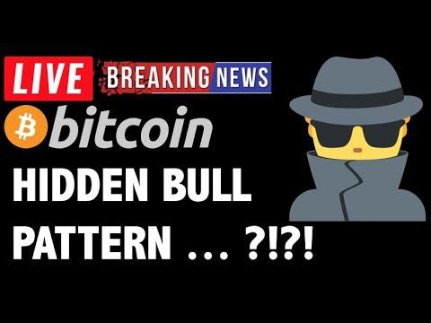 Bitcoin HIDDEN BULL PATTERN?! - LIVE Crypto Market Trading Analysis & BTC Cryptocurrency Price News