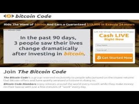 The Bitcoin Code Is Bitcoin code a scam