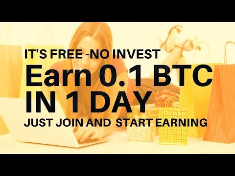 TOP 3 WEBSITES TO EARN FREE BITCOIN