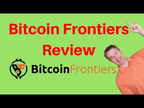 Bitcoin Frontiers Review - Legit, NOT A Scam