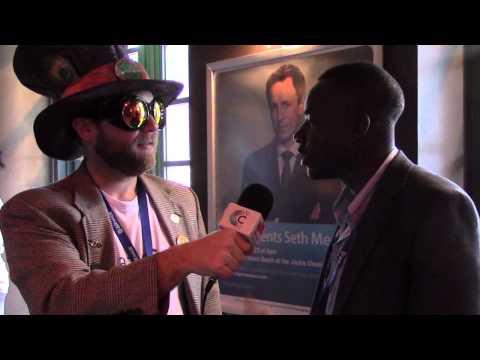 MadBitcoins interviews Twanda from Zimbabwe #BitcoinMiami 2015
