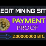 Free Bitcoin Cloud Mining Site Payment Proof | Free Mining Site