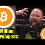 "Alex Jones ""Soros Offered $5 Million to Pump Bitcoin"" 
