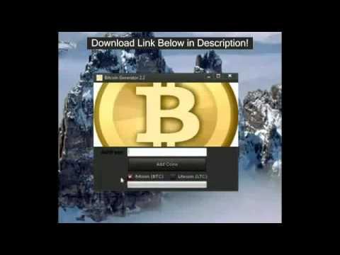 Bitcoin Generator Hack Tool 2015