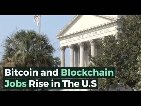 BLMP News: Bitcoin And Blockchain Jobs Rise In The U.S.