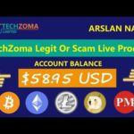 TechZoma Free Bitcoin Mining Site Legit Or Scam Live Withdrawal Payment Proof 2019 in Urdu Hindi