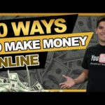 Top 10 REAL WAYS To Make Money Online – PROOF!  How To Make Money Online