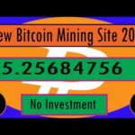 New Bitcoin Mining Site 2019 | Earn 100$-500$ | No Investment
