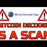 Bitcoin Decoder App SCAM WARNING!